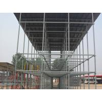 Wholesale Concrete steel frame formwork scaffolding roof system / need no couplers timbers from china suppliers