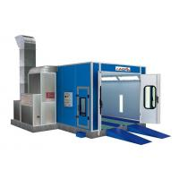 Wholesale Air Exhaust Vertical Car Painting Down Draft Spray Booth WD-26-1 from china suppliers