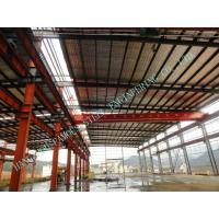 Wholesale Pre Engineered 95 X 150 Industrial Steel Buildings Mining Project ASTM Standards from china suppliers
