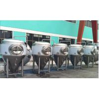 Wholesale Stainless Steel Fermentation Tanks Highly Polished Beer Brewery Production Line from china suppliers