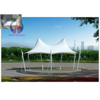 Wholesale Crown Shape Colorful Cover Tensile Fabric Structures Tarp Buildings For Outdoor Sun Shade from china suppliers