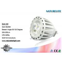 Wholesale 30 watt Halogen Replacement 4W Led Spot Lights  MR11 3pcs 30 / 120 Degree from china suppliers