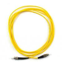 Buy cheap ST-FC Singlemode / Multimode Optical fiber patch cord Simplex / Duxplex OTDR Certicated from wholesalers