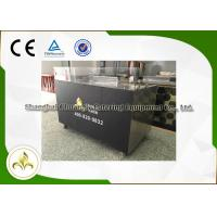Wholesale Induction Teppanyaki Plate Commercial Hibachi Grill Built-In Air Blower from china suppliers