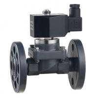 Buy cheap ZCF-P-F/H series 2-way flange and quick fitting anti-corrosive solenoid valve  DN15~40mm from wholesalers