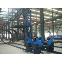 Wholesale 20T Self Aligning Pipe Welding Rollers With Moving Wheels On The Rails from china suppliers