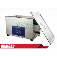 Wholesale Medical Ultrasonic Cleaning Equipment With Digital Timer And Heating from china suppliers