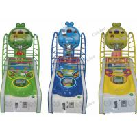 Wholesale Coin Operated Cute Kids Basketball Game Machine Pig Type for Amusement Center from china suppliers