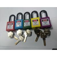 Buy cheap ABS PADLOCK FOR INDUSTRY SAFE from wholesalers