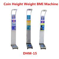 Body scale load cell Height and weight measurement balance for Medicine pavilion