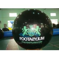 Wholesale Custom Printed Helium Balloons Black Helium Spheres With Logo from china suppliers