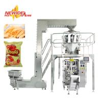 Wholesale Automatic Snack Food Nitrogen Flushing Pouch Packaging Machine For French Fries from china suppliers