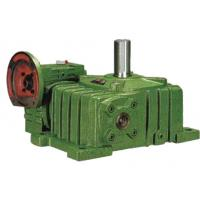 Wholesale WPE Industrial Worm Gear Reducer Double Reduction Worm Gearbox , Green from china suppliers