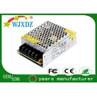 Quality 48 Watt 4A CCTV Camera AC DC Switching Power Supply Low Noise CE ROHS Certification for sale