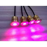 Wholesale Submersible Embedded LED Swimming Pool Lights with brass housing, CE from china suppliers