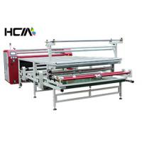 Wholesale Sublimation Rotary Heat Press Machine For Sportswear Roll Fabric Printing from china suppliers