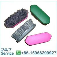 Quality Pink Horse Grooming Brushes Hair Products Safe Cleaning Products For Pets - BN5072 for sale