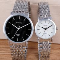 Wholesale Waterproof Mechanical Simple Leisure Business Design Men Watch Ladies Watch from china suppliers