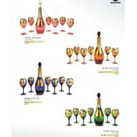 Wholesale silk printing, decal, frosty, hot stamping Wine Glass Gift Sets / Glassware wine set from china suppliers