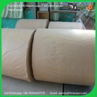 Wholesale offset paper for A4 offset paper in roll for sell from china suppliers
