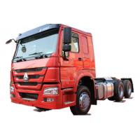 Buy cheap 6*4 420HP Prime Mover Truck Heavy Duty Truck With German ZF8098 Steering Gear Box from wholesalers