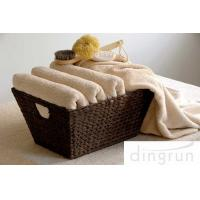 Wholesale OEM 100% Cotton Face Wash Towel , Houseuse Soft Face Towels Quick Dry from china suppliers