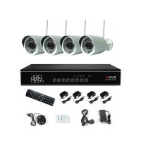 Wholesale 2MP 4MM Small Camera NVR Kits Cctv Camera Kit Surveillance Systems from china suppliers
