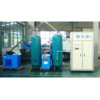 Wholesale High Pressure Nitrogen Generator With Atlas Copcp Air Compressor / Gas Storage Tank from china suppliers