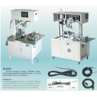Buy cheap Full Automatic Cable Winding/Coiling And Binding Machine from wholesalers