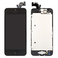 Wholesale Replacement iPhone 5 Screen Digitizer + LCD Display and Home Button - Black - Grade A- from china suppliers