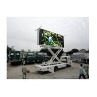 Wholesale High Resolution Outdoor Truck Mobile LED Display 10mm Pixel With Nova Controller from china suppliers