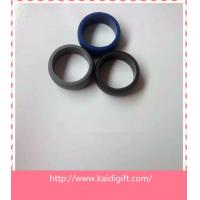 Wholesale Blank silicone custom silicone finger rings from china suppliers