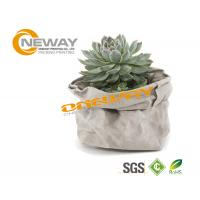 Wholesale Waterproof Kraft Paper Packaging Bags For Potted Plant Flower from china suppliers