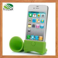 Wholesale China Phone & PC Accessories /Silicone Horn Speaker Mobile Accessories for iPhone 6 from china suppliers