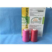 Wholesale Low Shrinkage Abrasion - Resistant Ring Spun Polyester Yarn 40/2 Color For TFO Machine from china suppliers