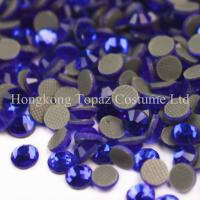 Wholesale Crystal stone glass stone dmc hot fix Rhinestone for dresses from china suppliers