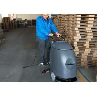 Wholesale Plastic Walk Behind Floor Scrubber With Electric Cable For Can Factory from china suppliers