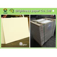 Wholesale High Stiffness Luggage Tags Paper Board , Thick Cardboard Printer Paper from china suppliers