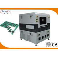 Wholesale High Speed Laser PCB Depanelizer Machine For Neat / Mooth Edge Cutting from china suppliers