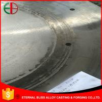 Wholesale GB 5680 ZGMn 13-2,3 Sand Cast Process Machining Cast Hardness HB300 Wear Plates EB12022 from china suppliers