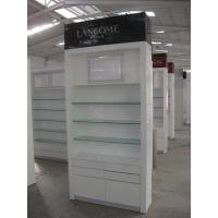 Wholesale Cosmetics Cabinets for Cosmetics Showroom with LED Lightings from china suppliers