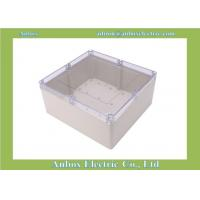 Wholesale 300*280*140mm Waterproof Clear Cover Plastic Electronic Project Box Enclosure case from china suppliers