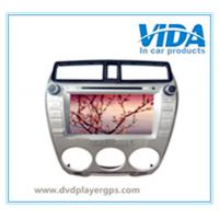 Wholesale Car DVD Player Built-in GPS And Bluetooth Car DVD Special for HONDA City (Black&Silver) from china suppliers