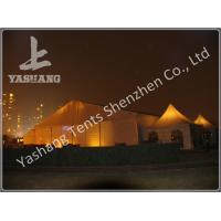 Wholesale Sunblock Outdoor Exhibition Tents High Strength Aluminium Frame Marquee from china suppliers