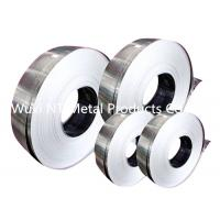 Wholesale ASTM 316 / 316L Cold Rolled SS Strips for Building with 600mm Width from china suppliers