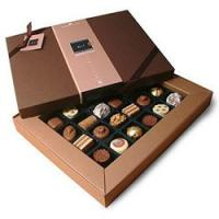 Wholesale Red chocolate packaging box from china suppliers
