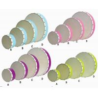 Wholesale Tambourine Drums Suite Kids Music Instruments Clip Art Colorful Hand Percussion from china suppliers