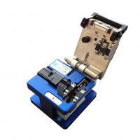 China FTTH Termination Tool Kit Fiber Cutter Optical Fiber Cleaver with Collector on sale
