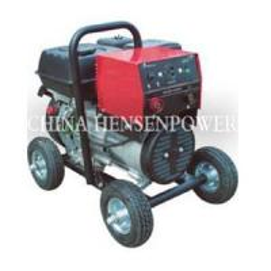 China Gasoline Welder Generator on sale