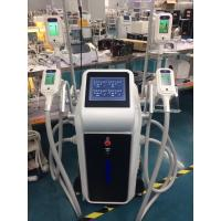 Buy cheap CE Approved Fat freezing weight loss 4 handles cryolipolysis  body slimming machine from wholesalers